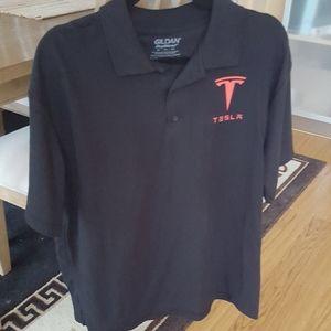 Tesla Polo Shirt (Men)
